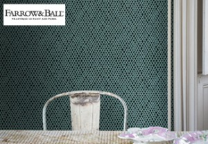 Papiers peints farrow ball papermint cole son mercadier d co - Farrow and ball papier peint ...