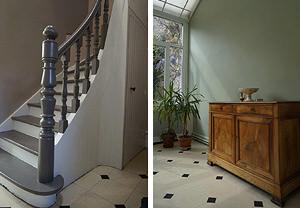 Renovation D Une Cage D Escalier Mercadier Lille Beton